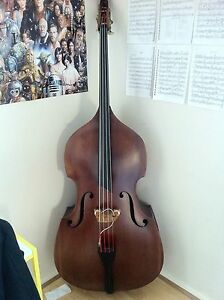 Upton Double Bass *USA Made* Coburg Moreland Area Preview
