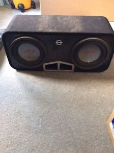 Alpine subs in a box