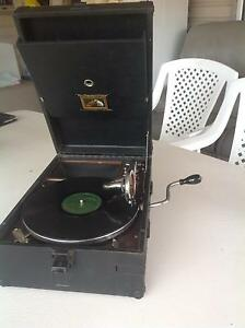 Antique 1920s HMV 101G Gramophone. Waratah West Newcastle Area Preview