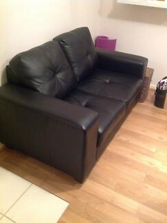 Three seater & two seater couch for sale Keilor Downs Brimbank Area Preview