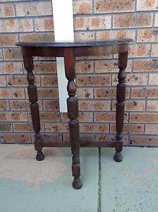 Antique side table Jesmond Newcastle Area Preview