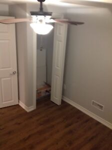 1 bed, 1 bath basement apartment FURNISHED