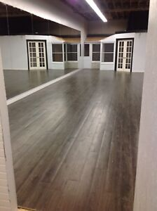 5600 Sq. Ft. DANCE STUDIO / WAREHOUSE SPACE AVAILABLE FOR RENT