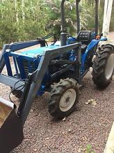 Tractor iseki loader4x4 Noosaville Noosa Area Preview
