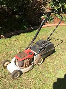 Victa 2 stroke mower and catcher Victoria Point Redland Area Preview