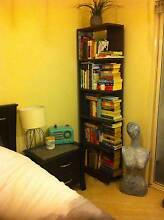 Awesome Dark Brown Book Shelf w/Cut-Out Detail Albert Park Port Phillip Preview