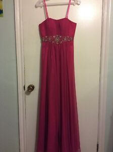 Hot Pink Prom Dress For Sale