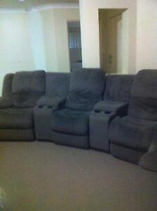 Theater recliner lounge + king recliner Helensvale Gold Coast North Preview