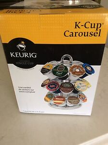 K-Cup carousel 27 cups
