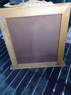 Blackboard for menu board , darts score in the garage Slacks Creek Logan Area Preview