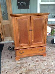 TV cabinet or armoire Moore Somerset Area Preview