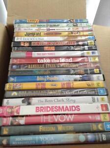 Assorted DVDs Farrar Palmerston Area Preview