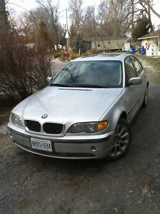 2002 BMW 325i - As is $1,500