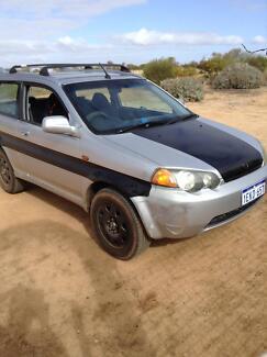 2000 Honda HRV (4x4) Hatchback