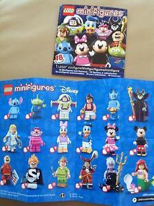 Lego Disney minifigures complete set Maitland Maitland Area Preview