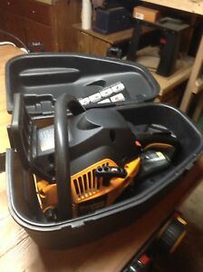 Poulan 42cc chainsaw