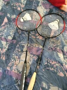 BADMINTON FOR TWO PLAYERS NEED TO BE GONE ASAP
