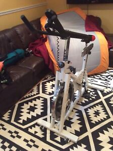Barely used -  Bladez Fitness Fusion GS Bike - Collection only