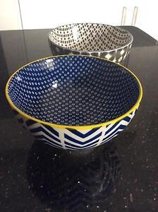 2 bowls - Very good condition Colyton Penrith Area Preview