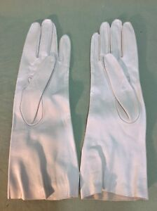 Brand New Vintage Leather Women's Wedding Gloves Size 7.5