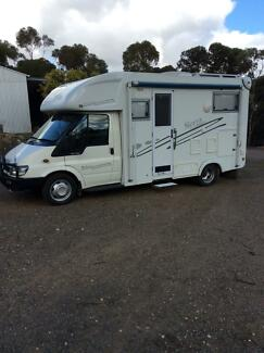 Motorhome Ford Transit Murray Bridge Murray Bridge Area Preview
