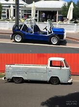 81 Moke 76 kombi ute for trade on a Porsche 911+cash Box Hill South Whitehorse Area Preview