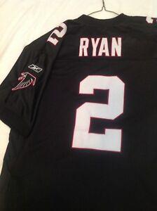 NFL Atlantic Falcons football jersey
