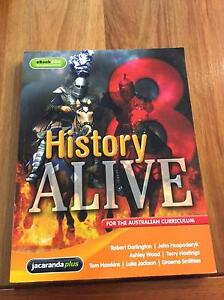 History ALIVE 8 For the Australian Curriculum Jacana Hume Area Preview