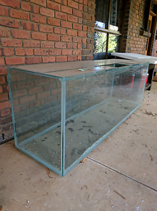 7 ft Aquarium, with cabinet, FX5 Gawler Gawler Area Preview