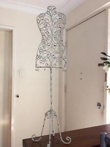 Necklace stand shabby chic 60cm tall Duncraig Joondalup Area Preview