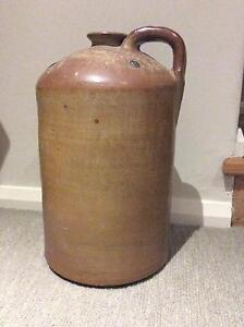 Pottery Demijohn Carine Stirling Area Preview