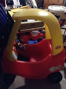 Little tikes cars