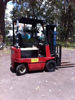 fork lift Gosford Gosford Area Preview