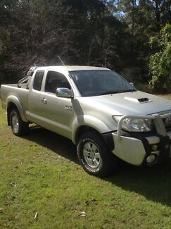 Toyota hilux 2009 sr5 extra cab 4wd turbo diesel Maroochydore Maroochydore Area Preview