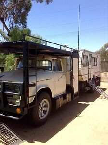 International truck/mobile home. Kellerberrin Kellerberrin Area Preview