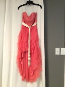 Grade 8 graduation dress from Le Chateau