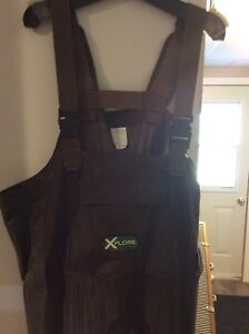 Chest waders size 10 good shape
