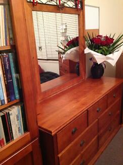 Dressing table with mirror Greenacre Bankstown Area Preview