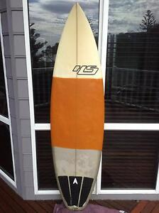 5'9 HS Surfboard for sale Oak Flats Shellharbour Area Preview