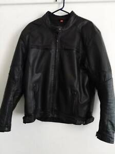 m/cycle leather jacket xl  $120. Glendale Lake Macquarie Area Preview