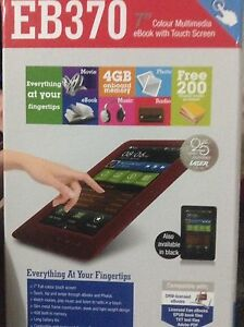 "7"" Laser Touchscreen Ebook Reader Beaumont Hills The Hills District Preview"
