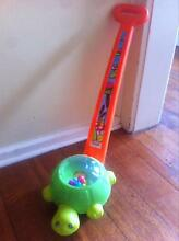 Little tike push along popping turtle. Glenroy Moreland Area Preview