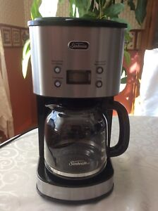 Sunbeam 12 cup Coffeemaker