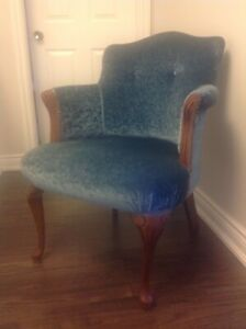 Antique occasional chair