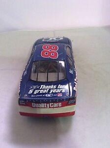 Dale Jarrett Diecast Racing Car 1:24 Peterborough Peterborough Area image 4