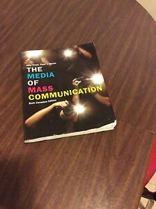 The Media of Mass Communication textbook