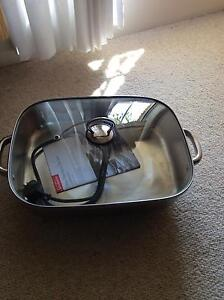 SUNBEAM LARGE ELECTRIC FRYPAN Shellharbour Shellharbour Area Preview