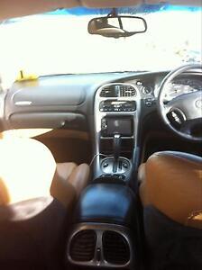 2002 Holden Statesman Sedan Glenelg East Holdfast Bay Preview