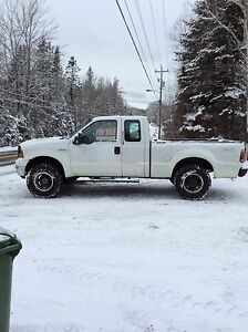 2006 Ford F-250 Superduty