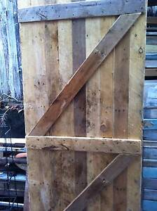 vintage old timber Barn doors recycled Retro Rustic Antique farm Southport Gold Coast City Preview